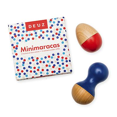 THE MINIMARACAS - MARIN