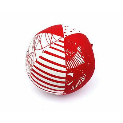RED TEXTIL BALL