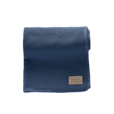BOBO BLANKET - BLUE