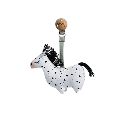 HORSE BABY CARRIER CLIP