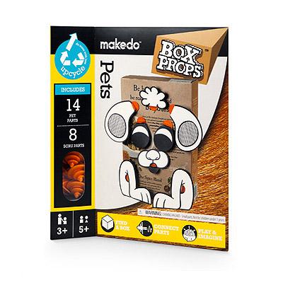 BOX PROPS - PETS