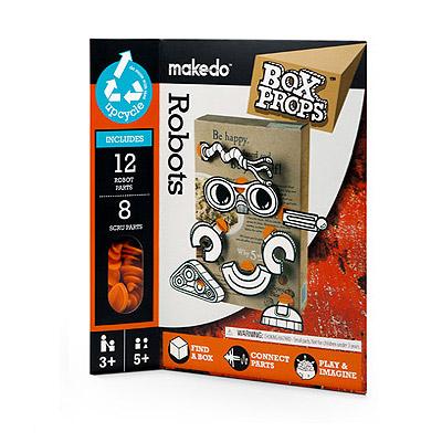 BOX PROPS - ROBOTS