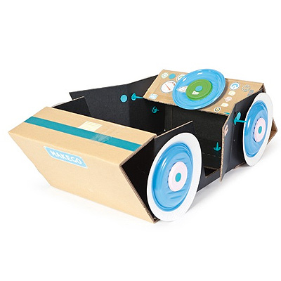 FIND AND MAKE A CAR